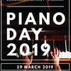 Piano Day 2019 | Saint Petersburg