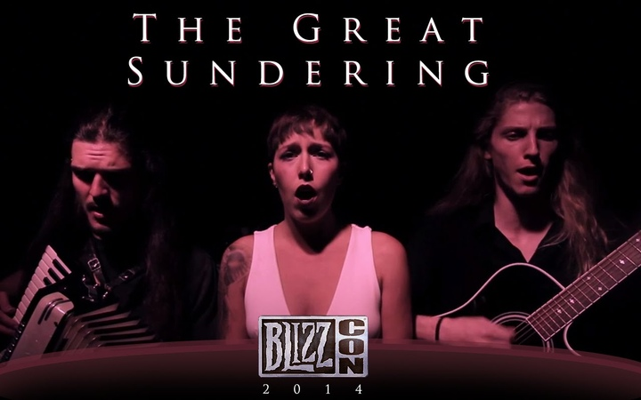 Xanthochroid - The Great Sundering (Full Version) [Blizzcon Talent Contest 2014]