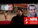 Alain Soral - l'escroquerie Besancenot NPA (Nouveau Parti Anticapitaliste)