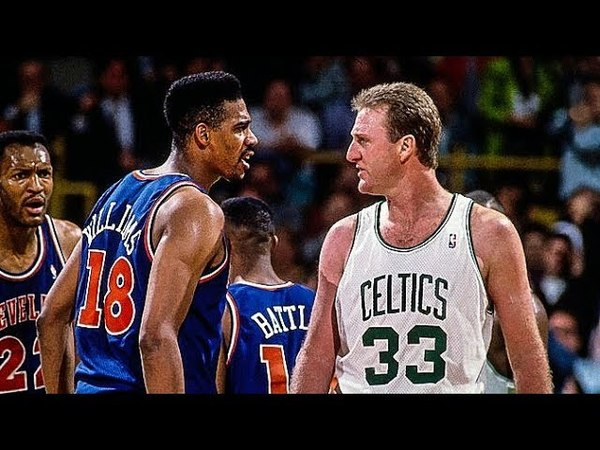 Cleveland Cavaliers vs Boston Celtics Full Game Highlights / Game 4 / 1992 NBA Playoffs
