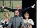 «Ревизор», фрагмент спектакля 2004 г. Реж. Валерий Фокин