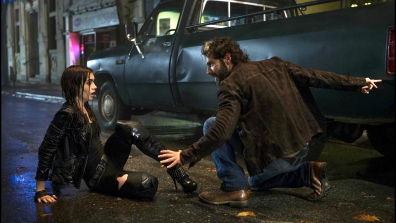 Орудия смерти Город костей The Mortal Instruments City of Bones фильм по ссылке