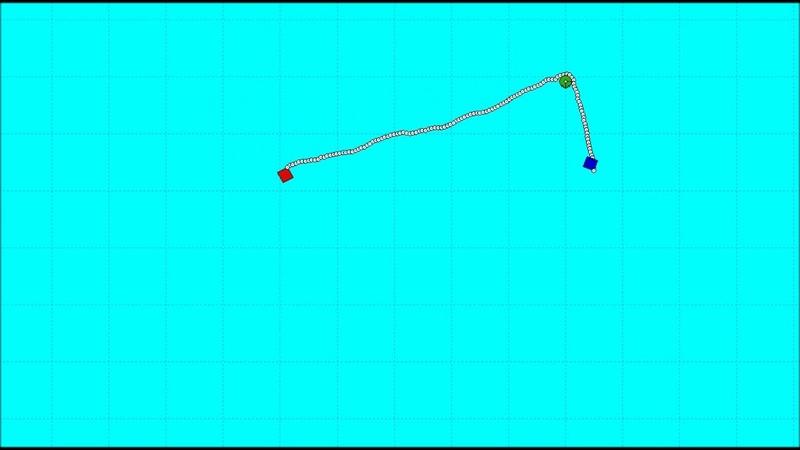 Loop_pendulum_m1=1_m2=100_126_chain_links_initial_angle_90_degree