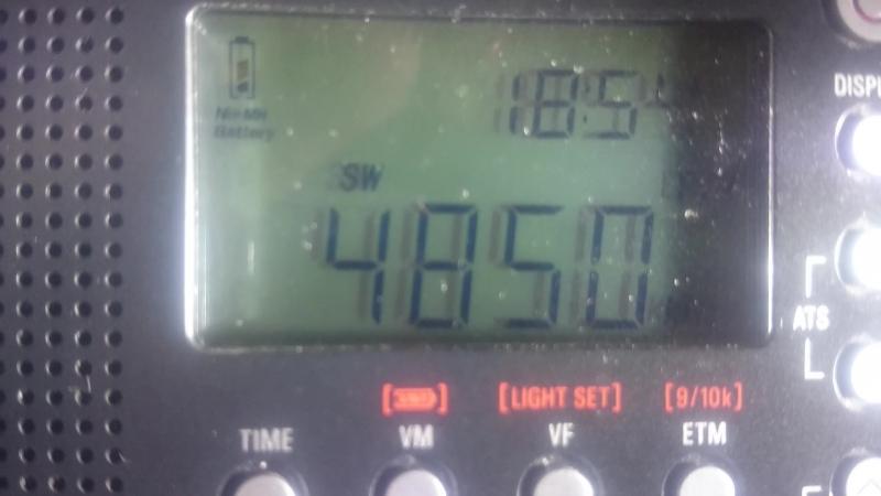 4850kHz PBS Xinjiang Urumqi China ~4081km