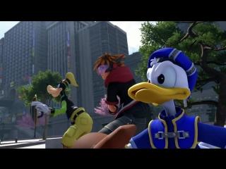 KINGDOM HEARTS III  TGS Big Hero 6 Trailer (Closed Captions)