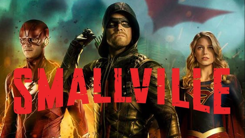 CW's Elseworlds Smallville Intro