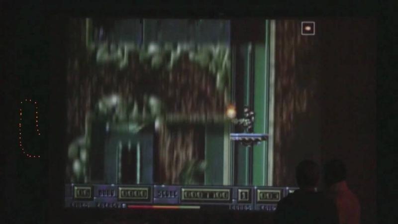 Hardcore Unreleased Genesis Mega Drive Game by DICE