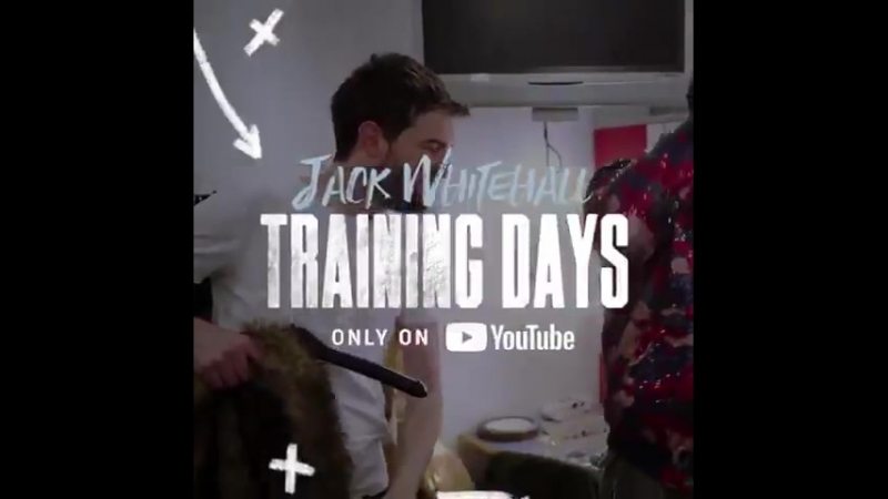 Got the backstory sorted. Now time for the main event - TrainingDays out now, exclusively on @youtube @jackwhitehall