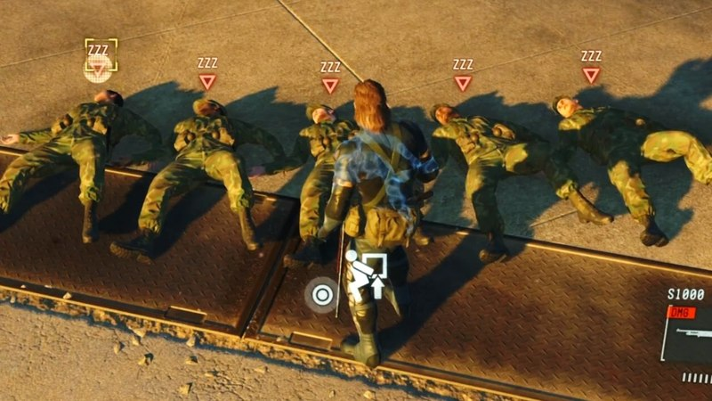 MGS V: Ground Zeroes Is Ridiculous