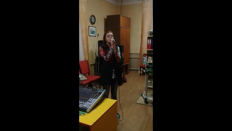Найденова Полина - «Стала сильнее» (сл. К. Малевская, муз. М. Чертищев)