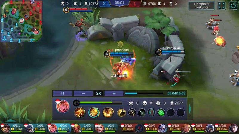 Hero tank support untuk semua team