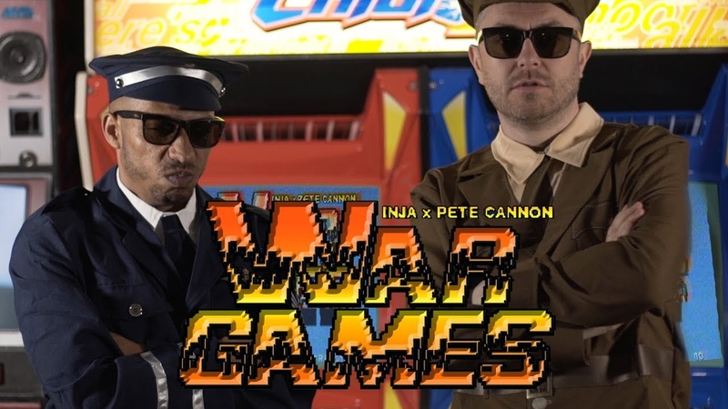 Inja x Pete Cannon - War Games (Official Video)