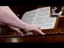 847 J. S. Bach - Prelude and Fugue in C minor, BWV 847 [Das Wohltemperierte Klavier 1 N. 2] - Win Winters, clavichord