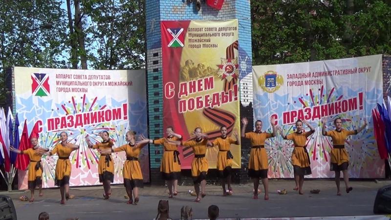 Еврейский танец - Хореографический ансамбль народного танца Рябинка