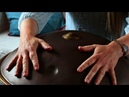 Evelyn Glennie demonstrates the Hang