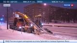 Новости на Россия 24 Ни проехать, ни пройти сильнейший снегопад обрушился на Москву