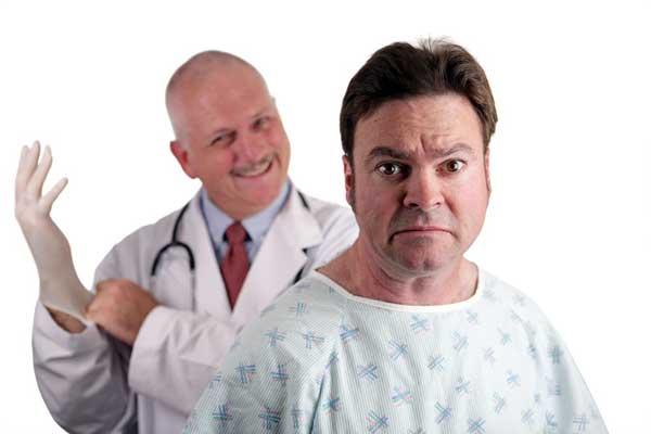 начальные симптомы геморроя