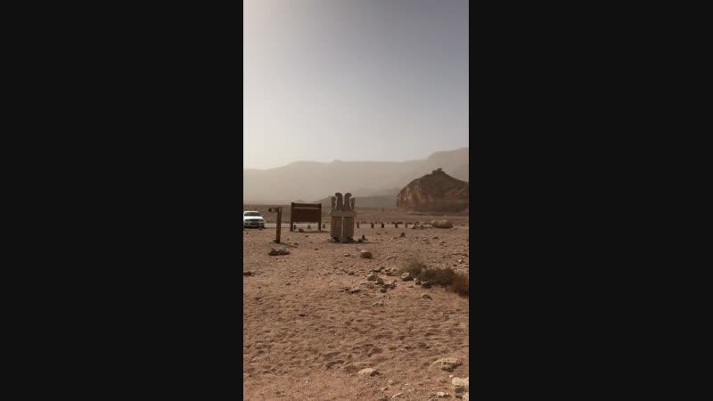 Соломоновы столбы в парке Тимна! timna соломоновыстолбы израиль пустыня