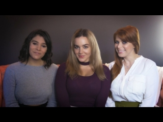 Natasha Nice, Penny Pax, Violet Starr [PornMir, ПОРНО ВК, new Porn vk, HD 1080, Lesbian]