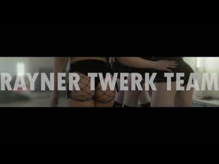 Rayner twerk team / iggy azalea × tyga - kream / my dream center