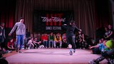 Hit The Floor vol.3 breaking pro 1/4 Комикс(win) vs Стич vs Попова Даша