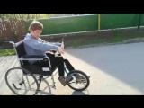 Сбылась моя мечта - мне сделали велосипед!!!!!