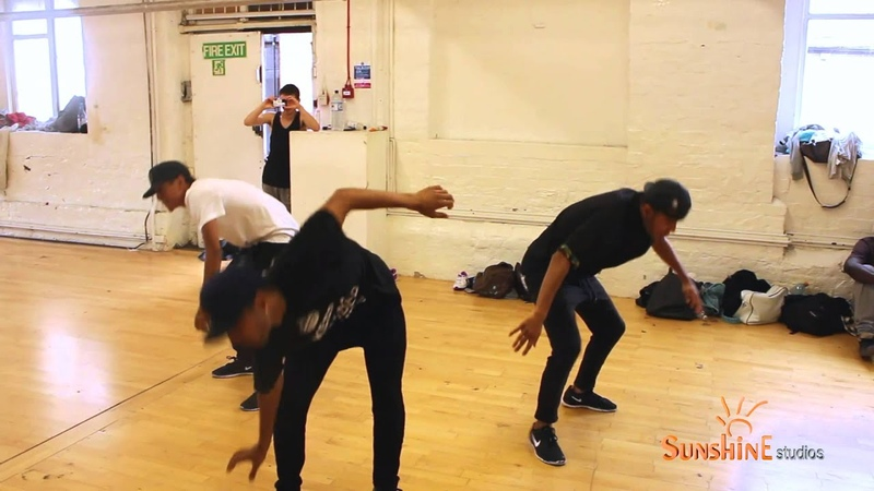 Quick Crew Choreo; Can't Hold Us by Macklemore Ryan Lewis