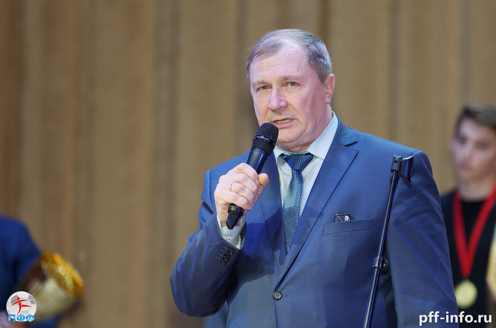 С Юбилеем, Михаил Михайлович!