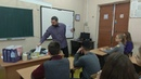 Профориентационный тренинг в 50-й гимназии Нижнего Новгорода