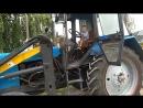 сынуля повзрослел дедушка доверил трактор