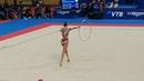 Alexandra soldatova hoop 2018 worlds sofia qualifs