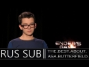 Asa Butterfield _ POPSUGAR Interview