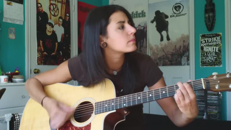Flogging Molly -If I Ever Leave This World Alive (Acoustic Cover)[1]