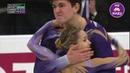 Дарья Павлюченко и Денис Ходыкин Парное катание короткая программа на чемпионате Европы 2019