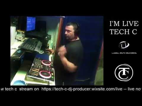 Live now tech c in techno influences