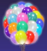 Как выбрать гелиевые шарики