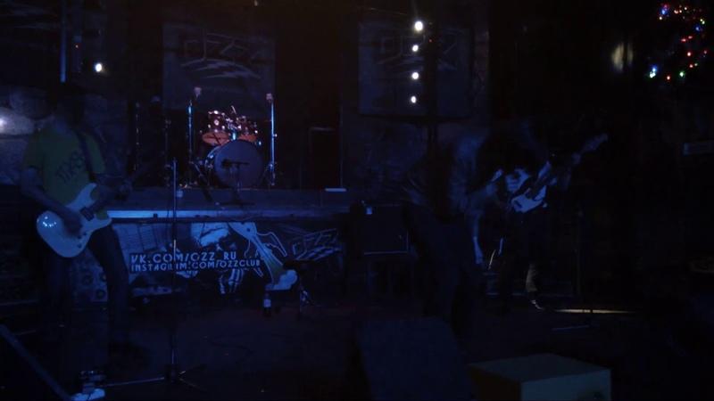 The Sic - Нервы (live in Ozz 04.01.19)