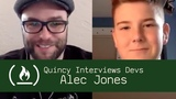 14 year-old chatbot developer Alec Jones - Quincy Interviews Devs
