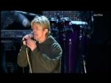 David Bowie - Live -I am Afraid of Americans- at Hurricane Festival (2004)-720.mpg - YouTube