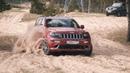 Jeep SRT8 против Уаз Патриот на бездорожье