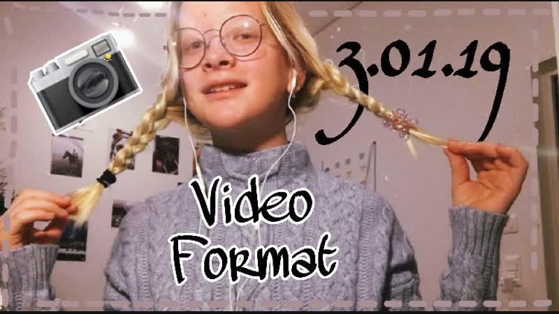 Пост в формате видео 1 🍄🌱