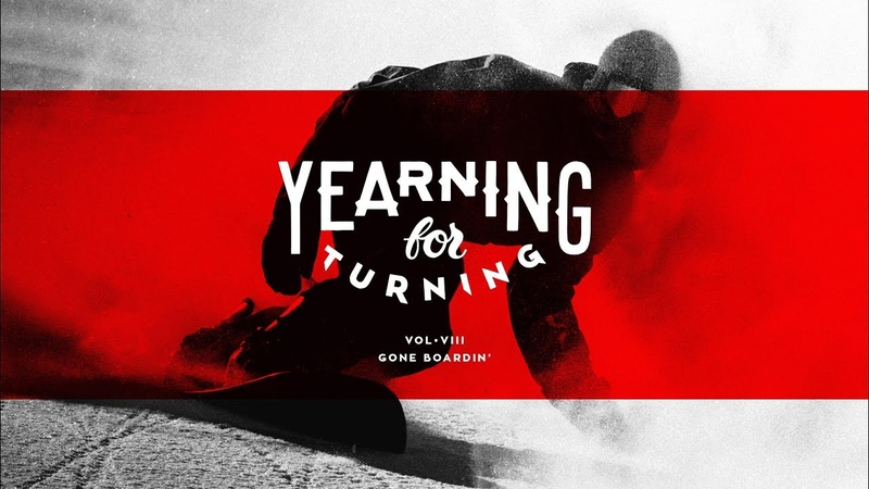 KORUA Shapes - YEARNING FOR TURNING Vol. 8 - Gone Boardin'