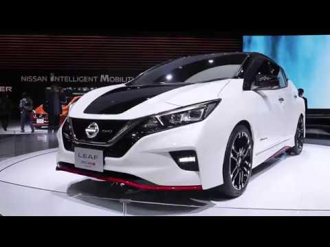 2018 Nissan Leaf NISMO walkaround