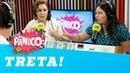 Carla Zambelli e Sâmia Bomfim trocam acusações ao vivo