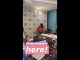 Публикация радиостанции Элвиса Дюрана в Instagram-истории за 11 октября 2018