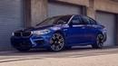 Best Driver's Car Contender: 2018 BMW M5
