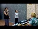 Конь (реп.1) сл. - А.Шаганов, муз. - И.Матвиенко, исп. - Алиса и Аня