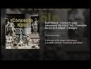 Dall'Abaco : Concerti a più Istrumenti Op.6 [c1734] , Concerto No.11 in E major : I Allegro