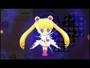 Sailor Moon Drops Super Sailor Moon Crisis Moon atack 2 level