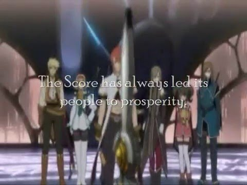 Tales of the Abyss Trailer